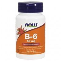 B-6 50 мг(100таб)