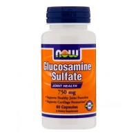 Glucosamine Sulfate 750 mg (60капс)