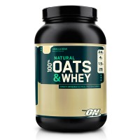 100% Natural Oats & Whey (1,3кг)